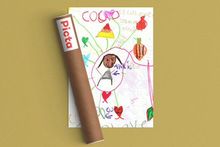 Børnenes kunstværker