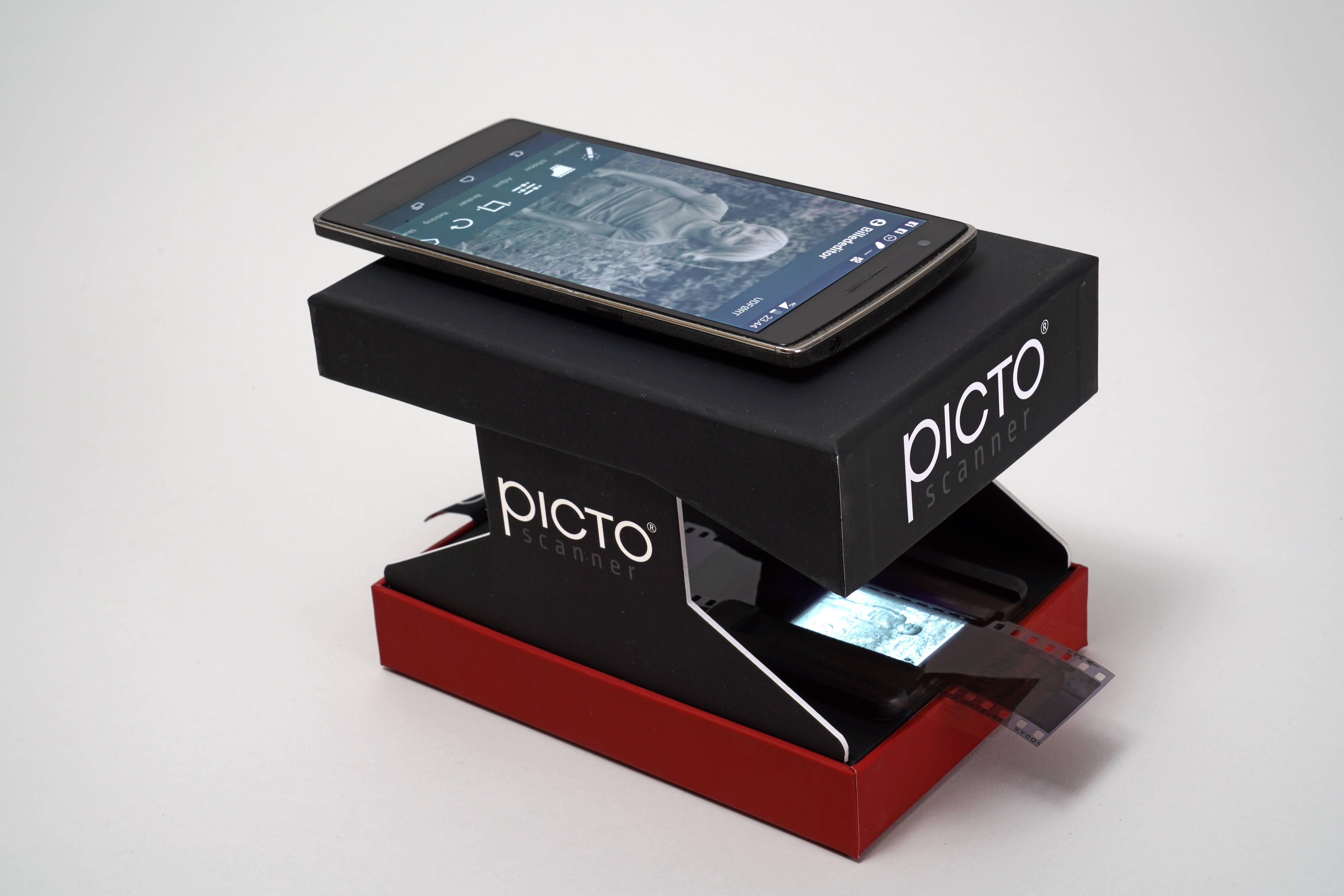 Lille produktbillede af PictoScanner med link til ekstern side