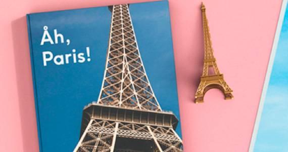 Lav en fotobog med dine bedste rejsebilleder.